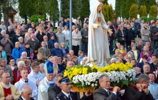 Nabożeństwo Fatimskie DK – 07.05.2016 Miejsce Piastowe