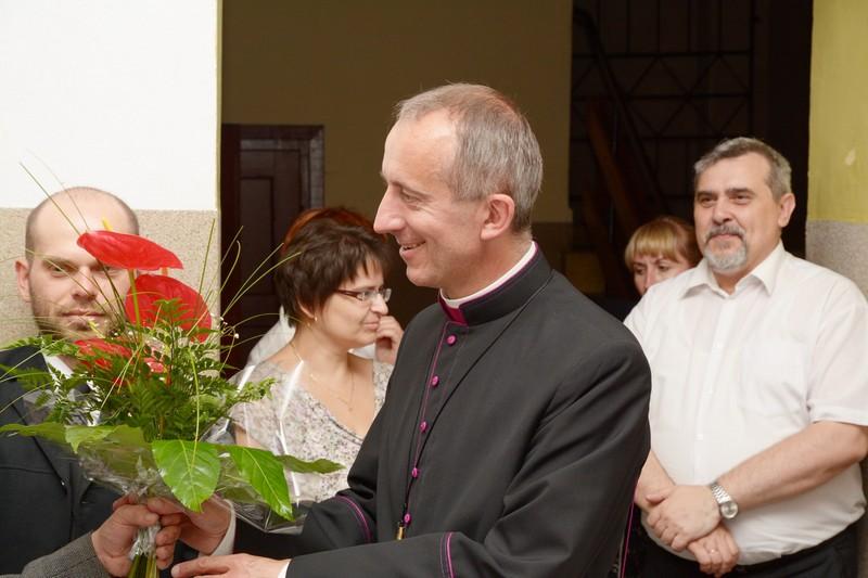 Jubileusz 25 lecia kapłaństwa ks. Adama Wąsika
