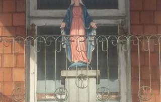 Wspólnota Życia we Wrocance - oddanie się Matce Bożej