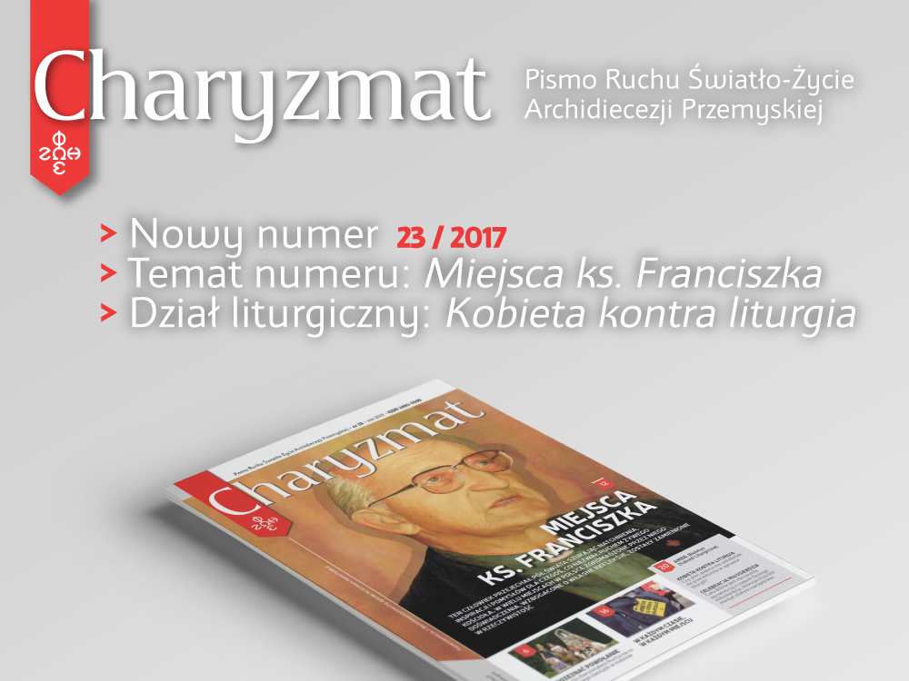 Charyzmat – nr 23/2017